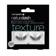Black Texture Wispy Strip Lashes
