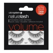 Extra Value Natural Lashes (Twin Pack)