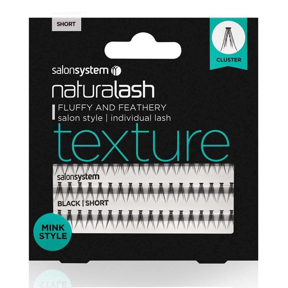 92ca689cc72 Naturalash Texture Individual Lashes (Mink Style)   Adel Professional