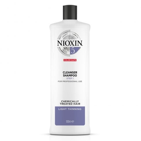 Nioxin System 5 Cleanser