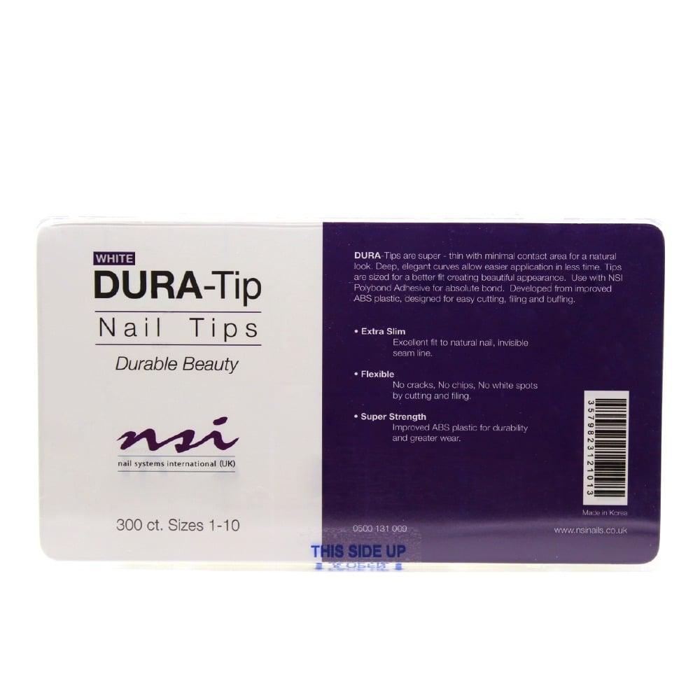Christmas False Nails Uk: Dura False Nail Tips