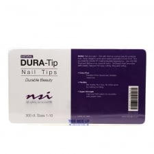 NSI Dura Tip Artificial Nail Tips (Assorted)