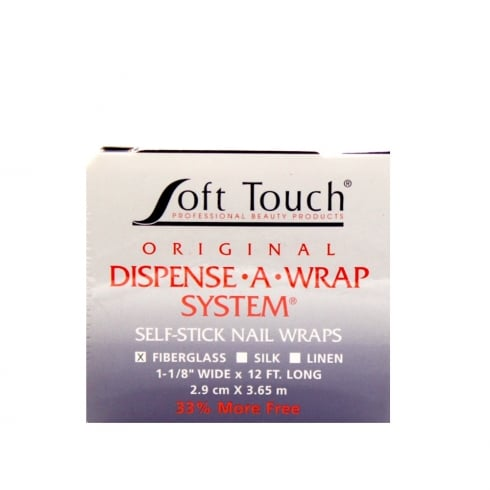 NSI Soft Touch Dispense-A-Wrap Nail Wrap System