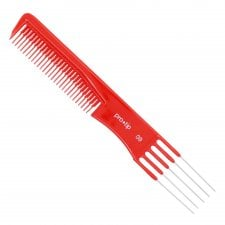 09 Metal Hair Lifter Comb