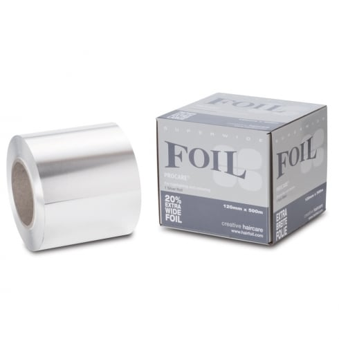 Procare Superwide Hair Foil (500m)