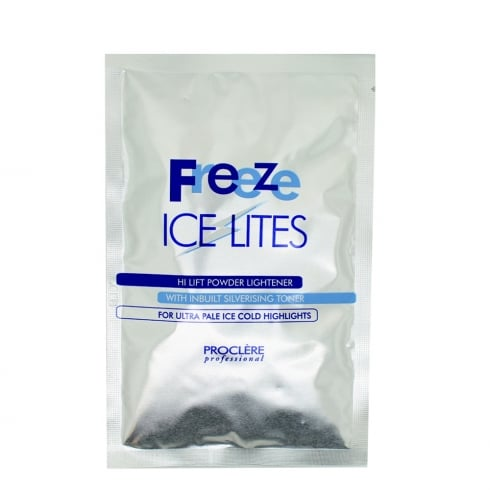 Proclere Freeze Ice Lites Bleach Sachet 50g