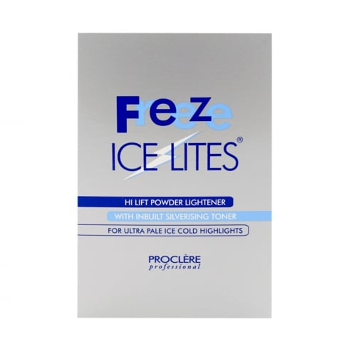 Proclere Freeze Ice Lites Powder Bleach 400g