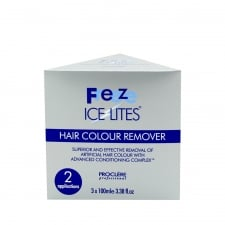 Ice Lights Hair Colour Remover (3x100ml)