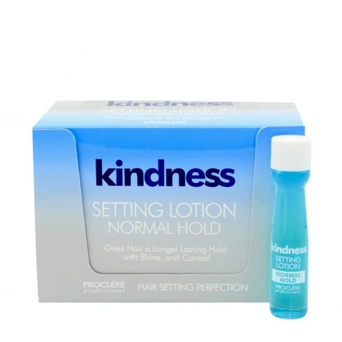 Proclere Kindness Setting Lotion (Normal Hair 24x20ml)