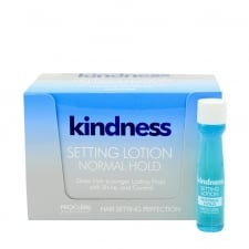 Kindness Setting Lotion (Normal Hair 24x20ml)