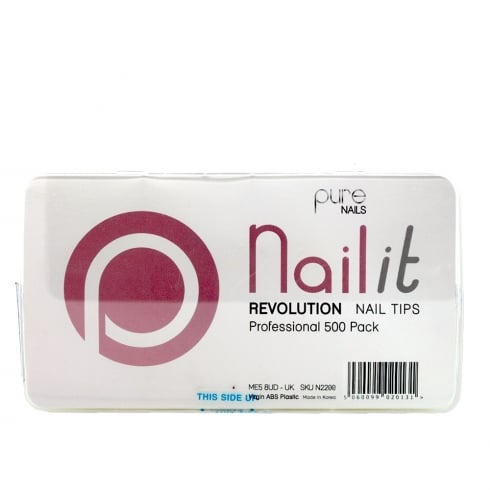 Pure Nails Revolution Tips (Assorted)