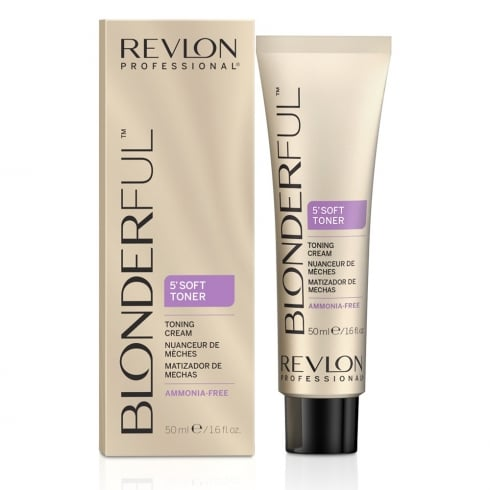 Revlon Professional Blonderful 5' Soft Toner 50ml