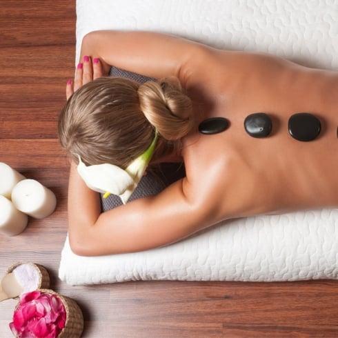 Hot Stone Massage Techniques Training Adel Professional