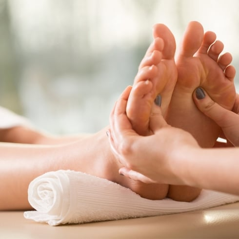 Salma Reflexology 2 Day Training Course