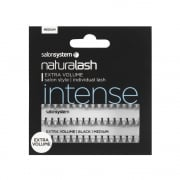 Intense Extra Volume Individual Eyelashes (Medium/Short)