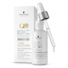 BC Bonacure Q10 Plus Time Restore Rejuvenating Serum 30ml