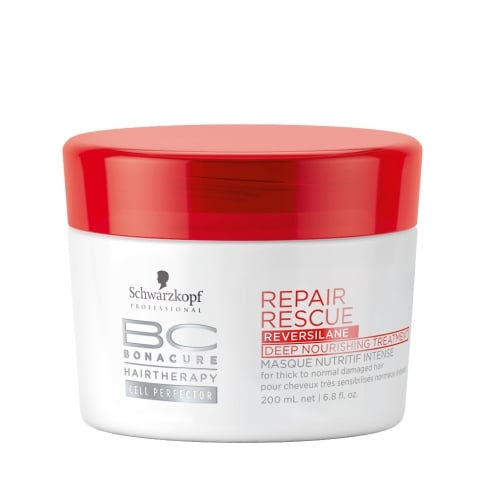 Schwarzkopf Professional BC Bonacure Repair Rescue Deep Nourishing Treatment