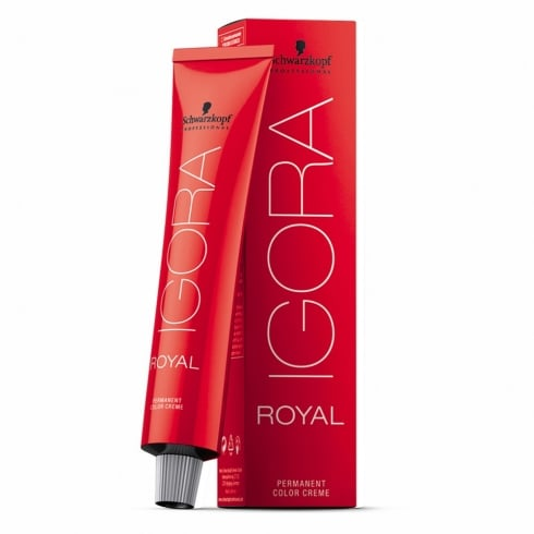 Schwarzkopf Professional IGORA Royal Permanent Colour 60ml