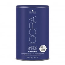 IGORA Vario Blond Super Plus Powder Lightener 450g