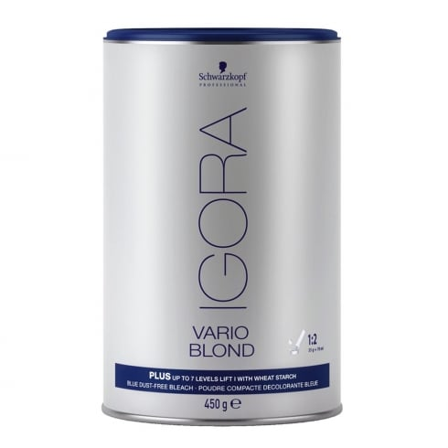 Schwarzkopf Professional IGORA Vario Blonde Plus Dust-Free Bleach 450g