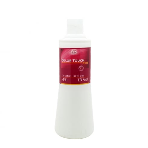 Wella Professionals Colour Touch Plus Emulsion 4% 500ml