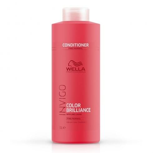 Wella Professionals Invigo Color Brilliance Conditioner (Fine/Normal Hair)