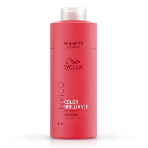 Wella Professionals Invigo Color Brilliance Shampoo (Fine/Normal Hair)