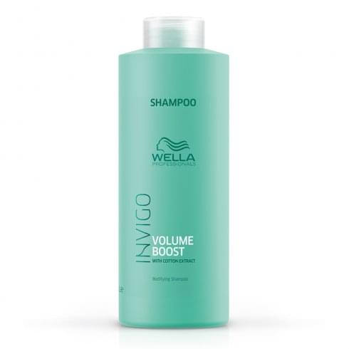 Wella Professionals Invigo Volume Boost Bodifying Shampoo