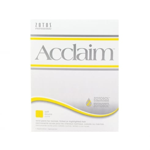 Zotos Acclaim Acid Perm Regular (Single)